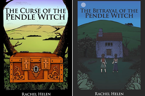 THE PENDLE WITCH two book bundle