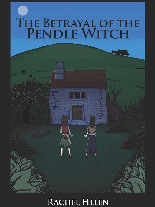The Betrayal of the Pendle Witch - Paperback