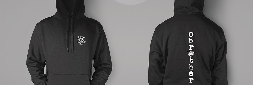 O Brother Hoodie - Black