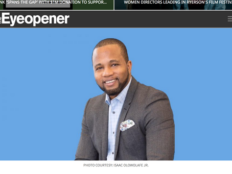 Ryerson partners with philanthropist to start the Black Innovation Fellowship