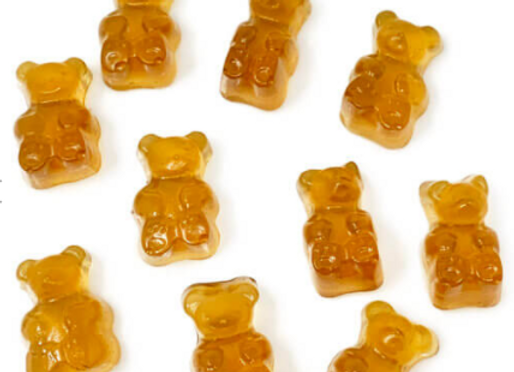 Cola Bears Ripped Edibles 240mg Surrey Weed Delivery