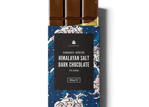 Himalayan Salt Dark Chocolate BuudaBomb Edibles Weed delivery