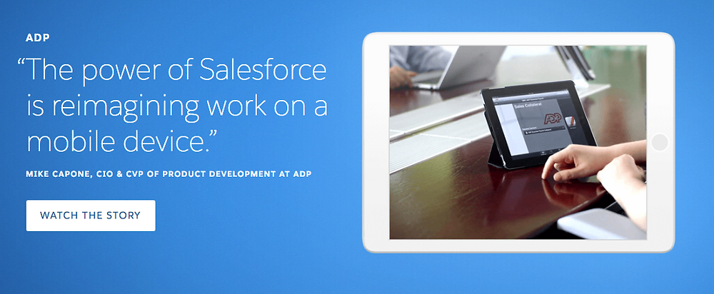 ADP customer story from salesforce.com