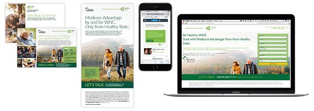 Healthy State annual enrollment campaign