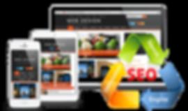 Web Design and SEO image