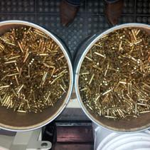 .223 (5.56x45) mixed brass