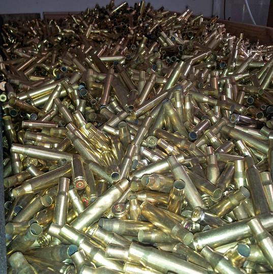 7.62x51 LC brass