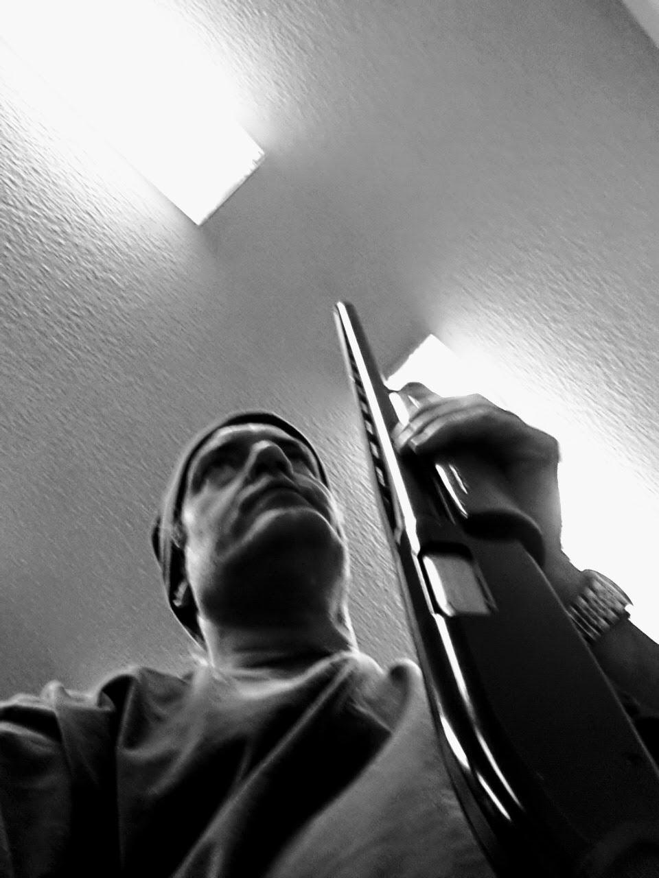 Badass Shotgun Dave