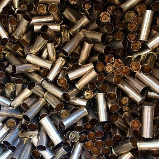 .38 SP brass