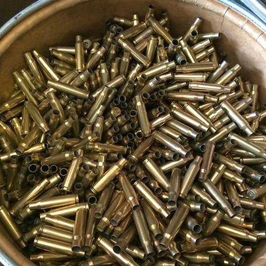 .308 (7.62x51) mixed brass