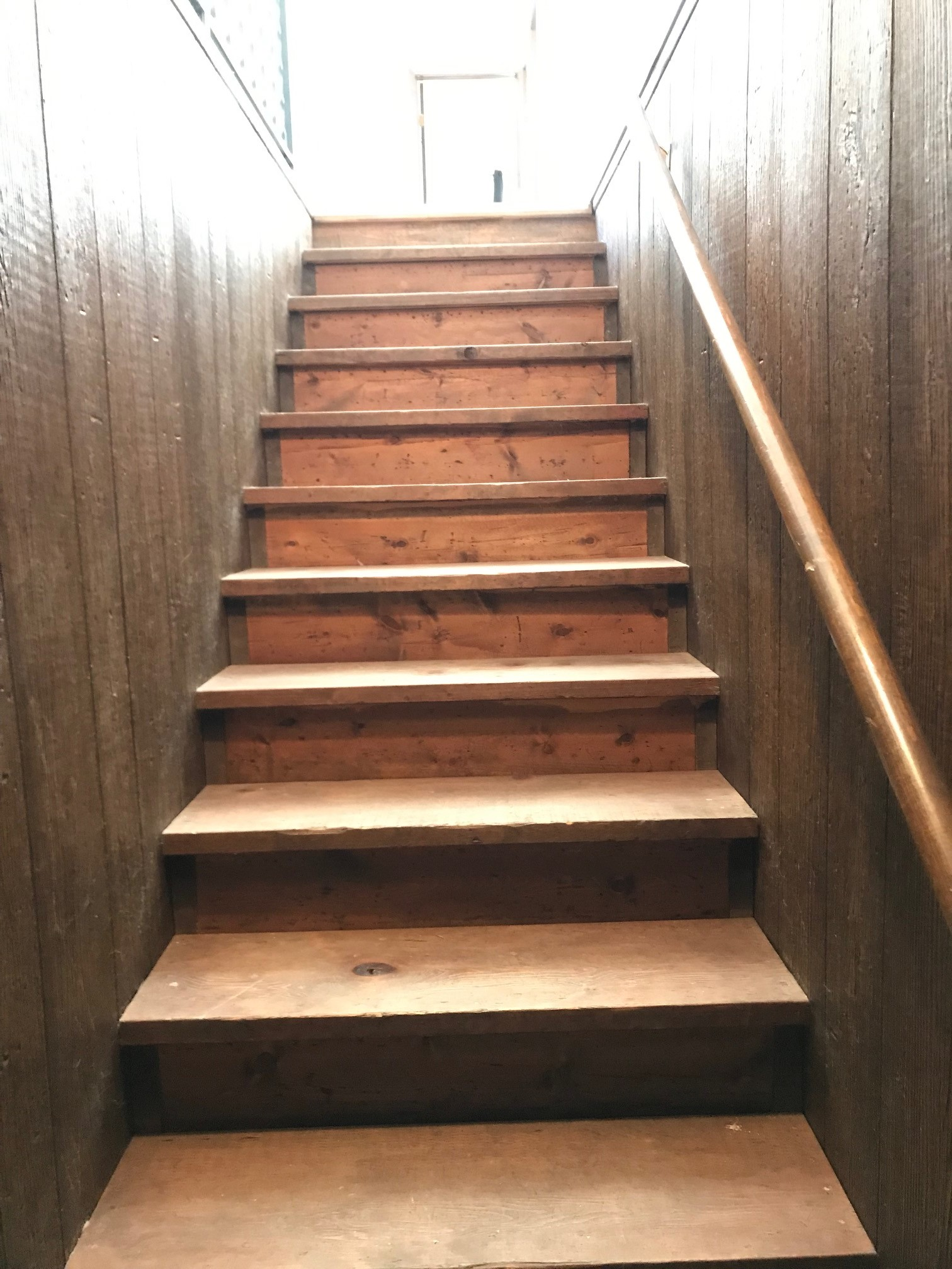 basement stairwell