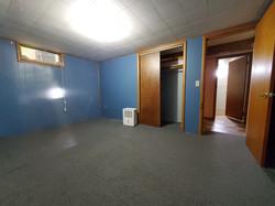Bedroom #1 Basement