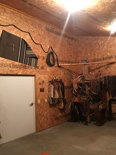 tack rooom indoor