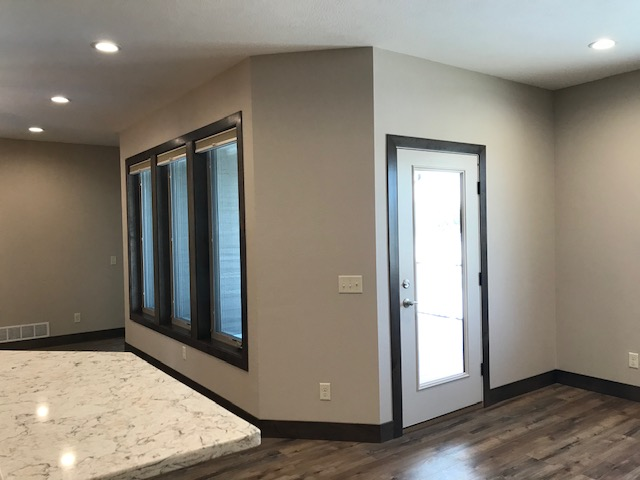 Living area Unit A