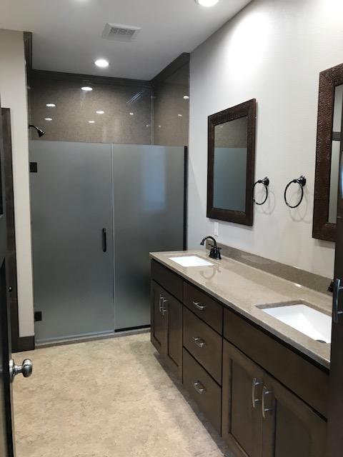 Master Bathroom Unit A