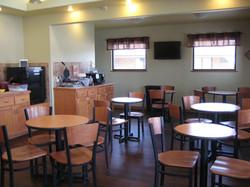 Motel Breakfast Area