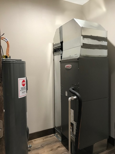 Utility room Unit A