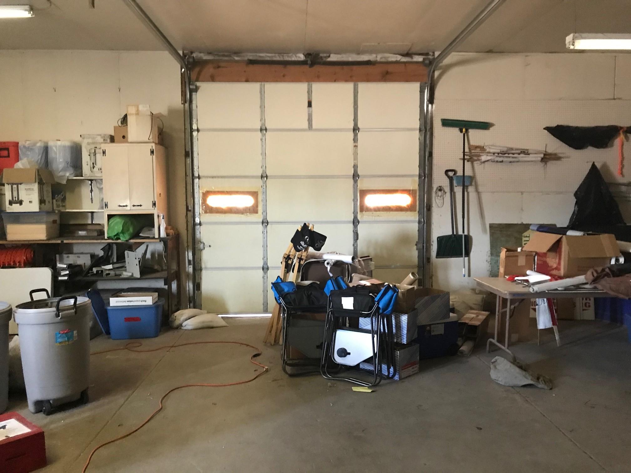 north complex garage