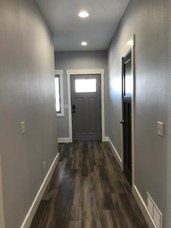 hallway unit B