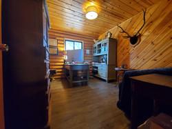 main floor office. or bedroom 2