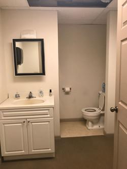 north complex bathroom