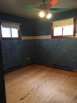 2nd bedroom main floor