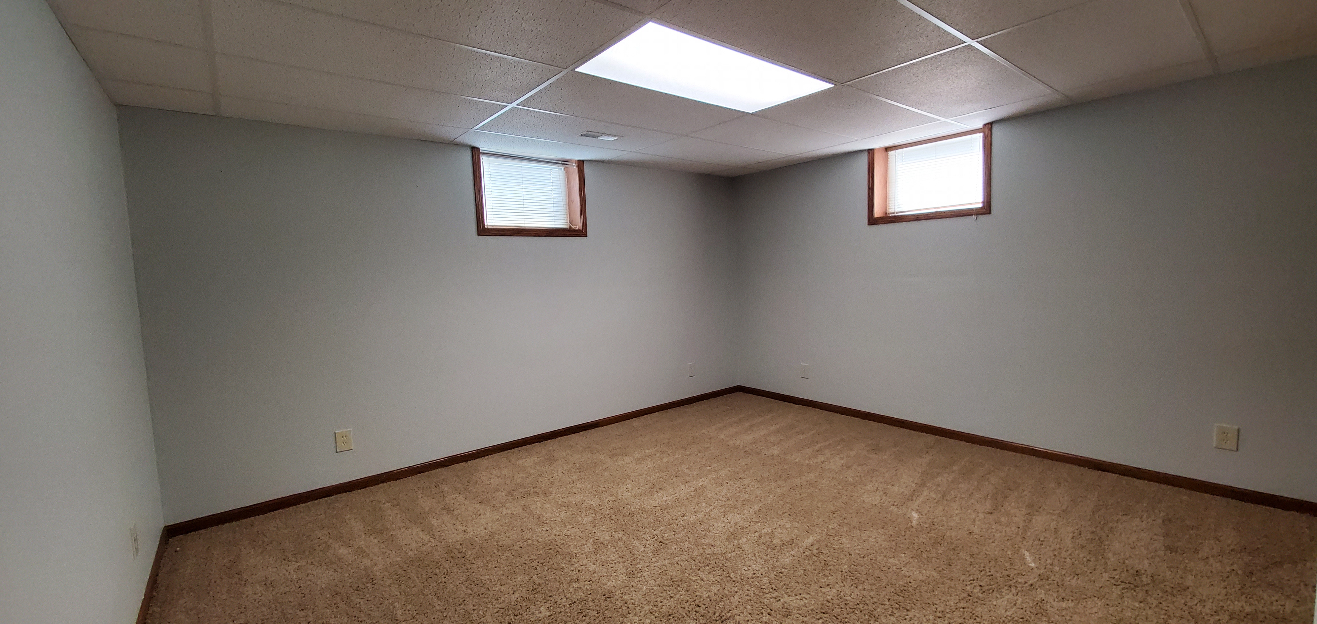 basement 2nd nc bedroom