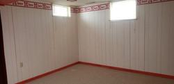 Husker Room Basement