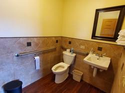 Motel Lobby Restroom