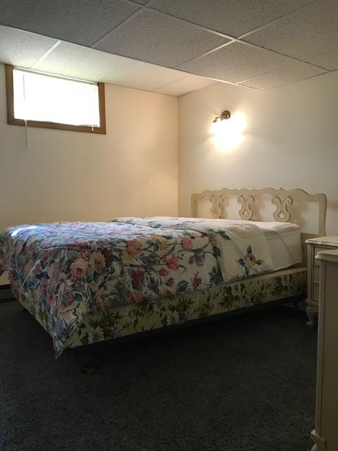 basement apt bedroom 2