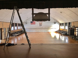 Gym from Stage