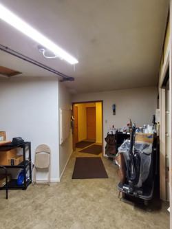 Motel Laundry Area