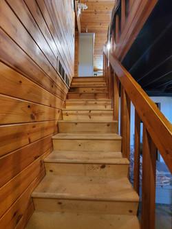 basement stairwell 2