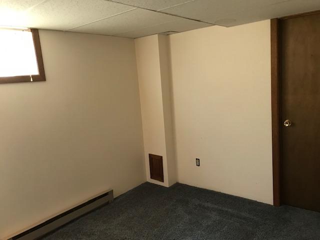 basement apt bedroom 1