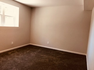 2nd bed in basement