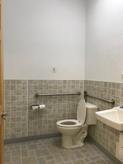 womens handicap accessible restroom