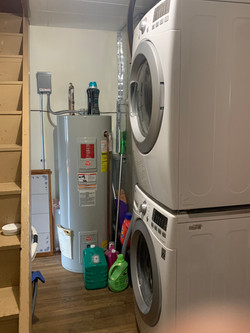 utility and laundry room
