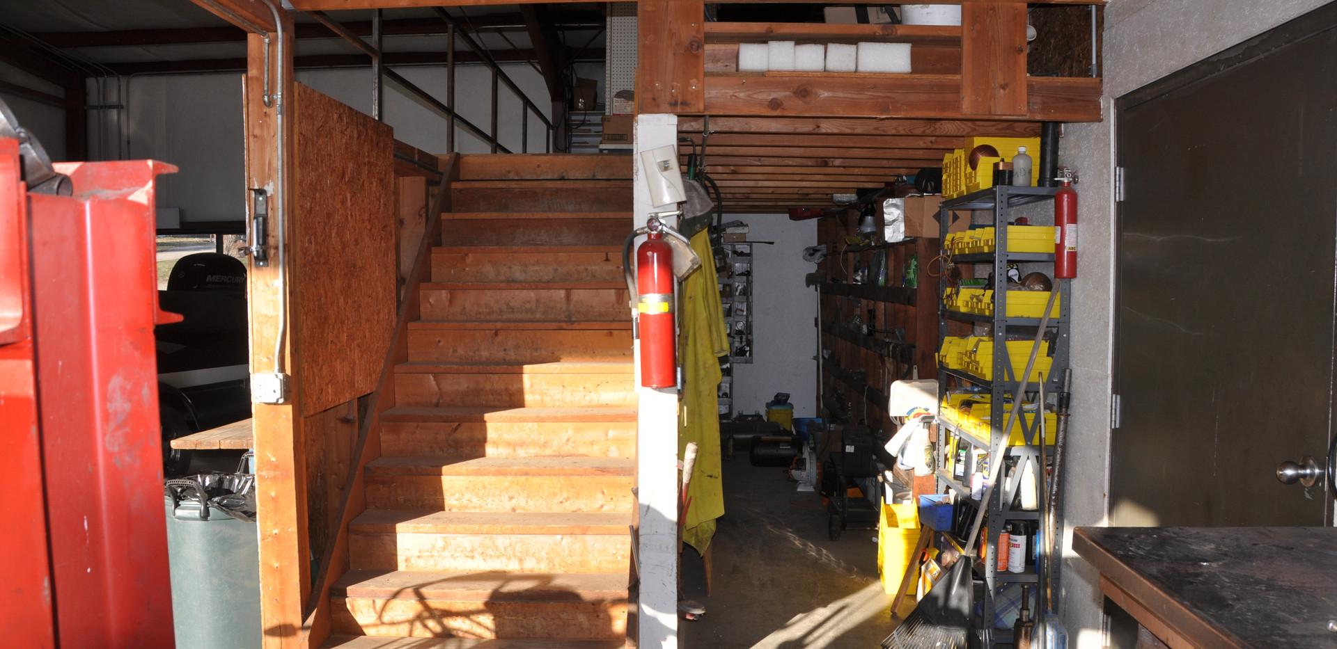 Overhead Storage in Shop.JPG