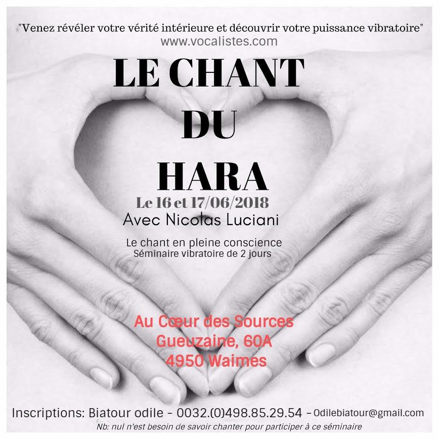 belgique le chant du hara (1)