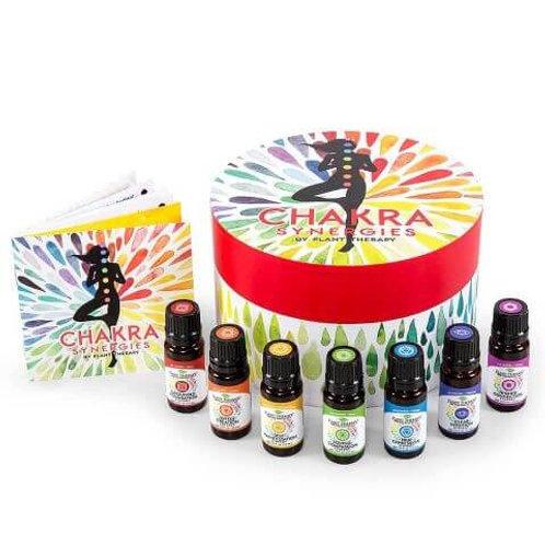 7 Chakra Essential Oil Set