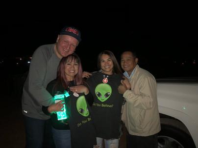 A UFO BIRTHDAY!