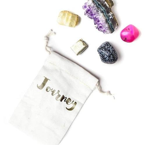 """""""Journey"""" Pocket Crystal Healing Set"""