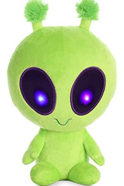 LED Light Up Alien Plush Toy