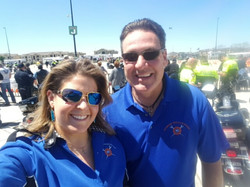 GMR supporting at the Tx Police Motorcycle Rodeo