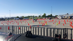 Motorcycle Police Rodeo