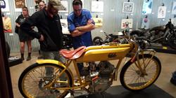 Bike in show