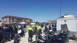 Texas poilce Motorcycle Repair