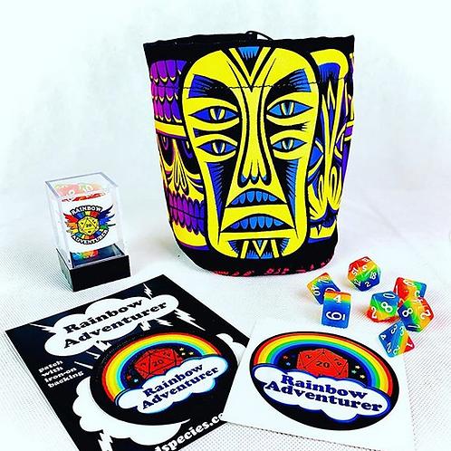 Martin Ontiveros:  Rainbow Adventurer Kit