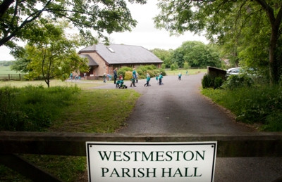 Harvest-time fun at Westmeston!