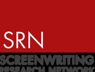 Keynote speaker @ Screenwriting Research Network